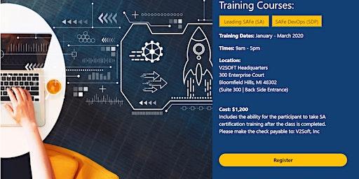 SAFe DevOps (SDP) Training