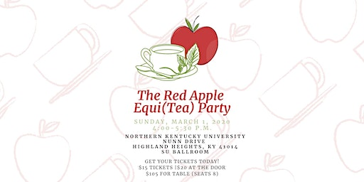 Red Apple Equi(Tea) Party
