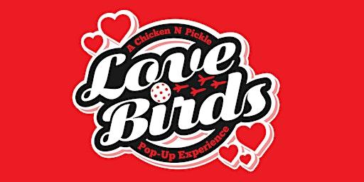 Love Birds - Valentines Day Pop Up Bar