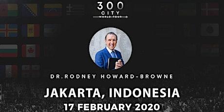 Rodney Howard-Browne in Jakarta, Indonesia tickets