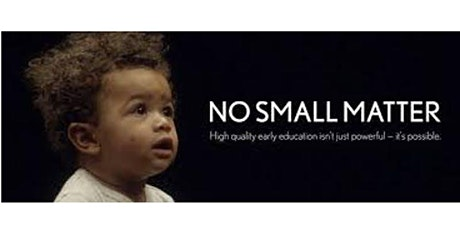 No Small Matter Documentary Screening + Panel Discussion tickets
