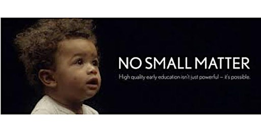 No Small Matter Documentary Screening + Panel Discussion