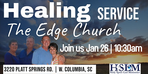 Healing Service - W. Columbia