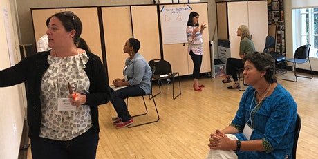 Mastering Group Facilitation: Northern California (CATDC Online) tickets
