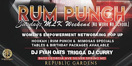 RUM PUNCH SUNDAYS tickets