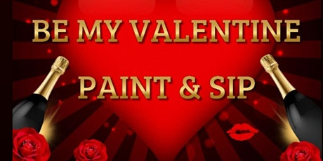 MD's Hottest Paint, Trap, & Sip Valentines Day Edi tickets