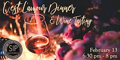 C'est L'amour Dinner & Wine Tasting