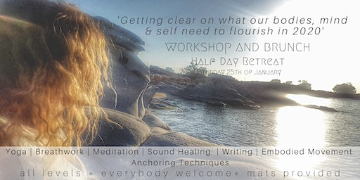 Flourishing in 2020 Half Day Retreat w/ Yoga, Nutritious Brunch and more!