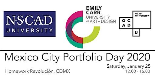 Mexico City Portfolio Review Day