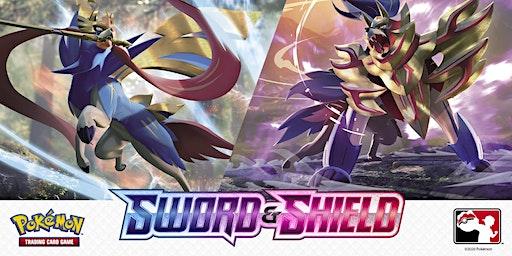 2/02 Pokemon Sword and Shield Prerelease