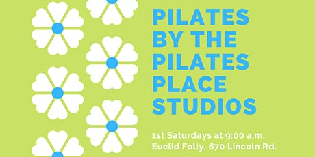 Mat Pilates by The Pilate Place Studio - Saturdays tickets