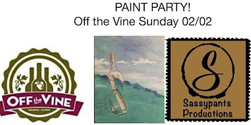 Paint Party at Off the Vine 2/2