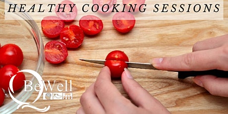 Healthy Cooking Sessions: Winter 2020 tickets