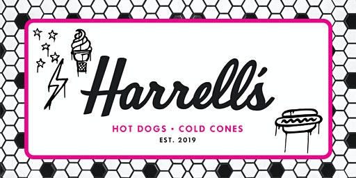 Vote For Harrell's Signature All Beef Frank! • Harrell's Dogs & Cones