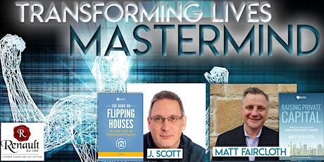 Transforming Lives Mastermind tickets
