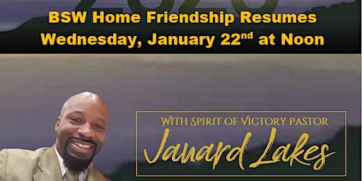 BSW Home Friendship