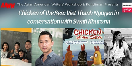 Chicken of the Sea: Viet Thanh Nguyen in conversation with Swati Khurana tickets