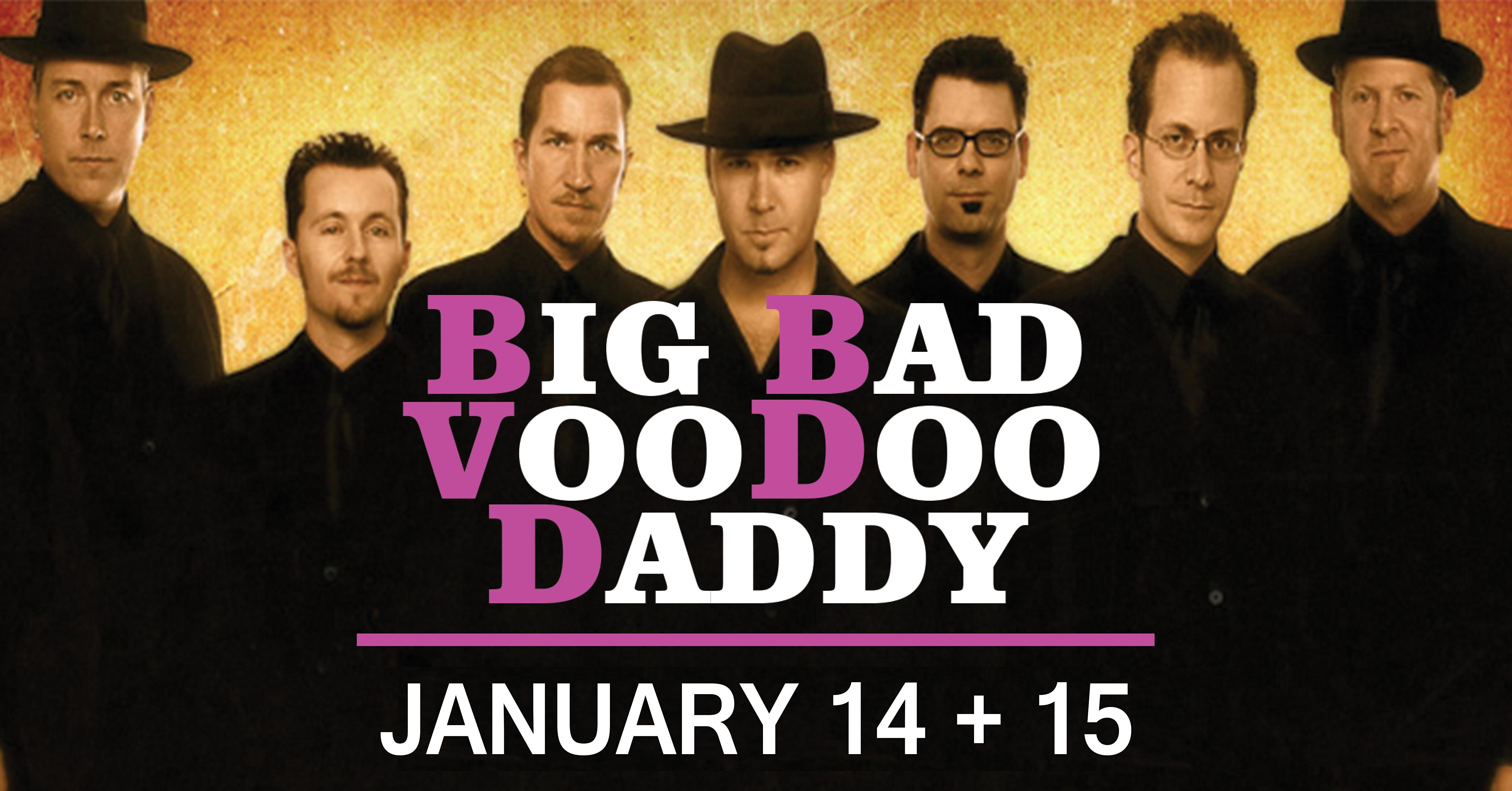 Big Bad Voodoo Daddy Tickets Rams Head On Stage