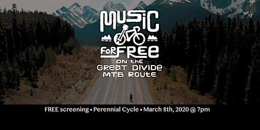 Music for Free Movie Screening w/Ben Weaver