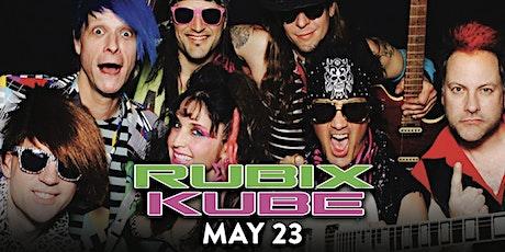 Rubix Kube 80s Tribute (Dance Floor) tickets