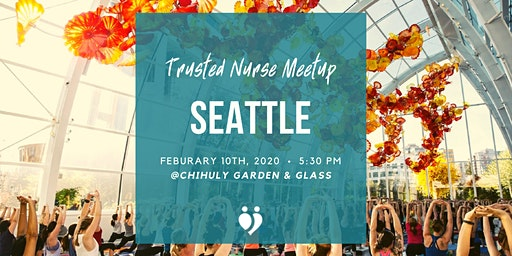 Trusted Meetup: Yoga Under the Glass in Seattle