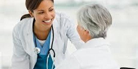 CNA TEST PREP PLUS HOME HEALTH AIDE COURSE-FREE BOOK/UNIFORM tickets