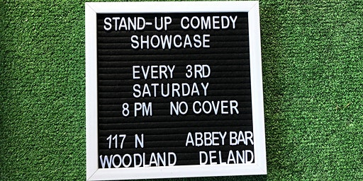 Abbey Bar Monthly Comedy Showcase