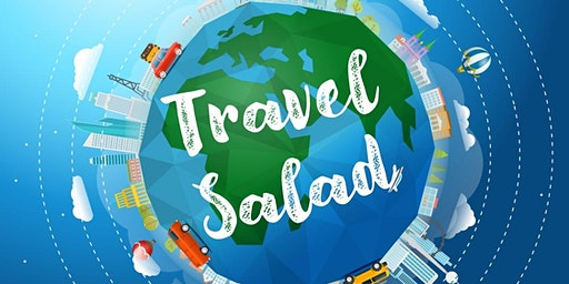 Travel Salad - Mixer (Pasadena)