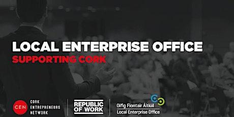 CEN & LEO Supporting Cork tickets