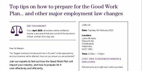 Employment Law, HR and Health & Safety Seminar tickets