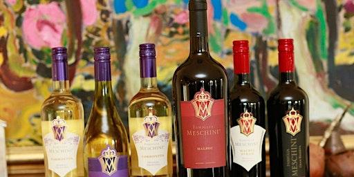 Wine Tasting & Tapas with Famiglia Meschini Wines