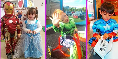 Come Dressed Up in your Favorite Book Character tickets