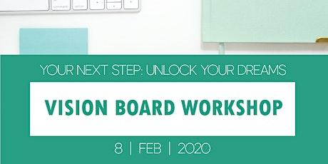 Unlock Your Dreams - Vision Board Workshop tickets