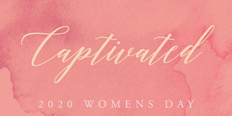 2020 OC  Women's Day- Captivated tickets
