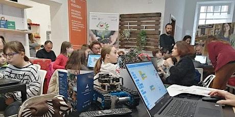Coderdojo Voghera @ Hub Voghera: un laboratorio di robotica biglietti