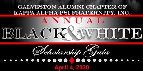Black and White Gala 2020 tickets