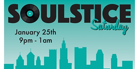 Soulstice Saturday tickets