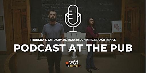 Podcast at the Pub: Sick