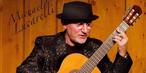 Michael Lucarelli in concert