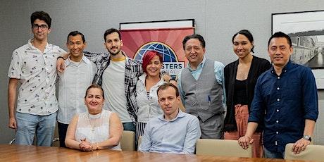 Public speaking workshop in Spanish/Taller de oratoria en Español entradas