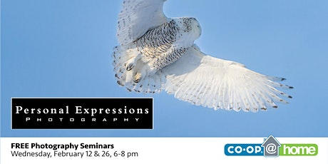 FREE Photography Seminar tickets
