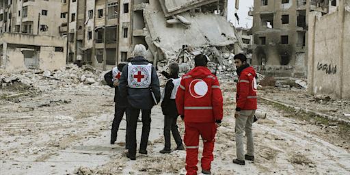 Even War Has Rules - An International Humanitarian Law Class
