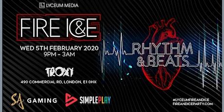 Fire & Ice Rhythm & Beats VIP Wristband tickets