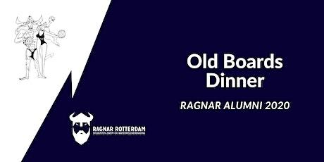 Ragnar Old Boards Dinner tickets