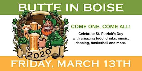 Butte in Boise tickets