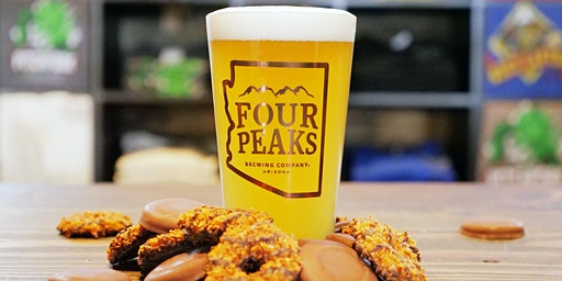 Girl Scout Cookie & Beer Pairing - Four Peaks Grill & Tap