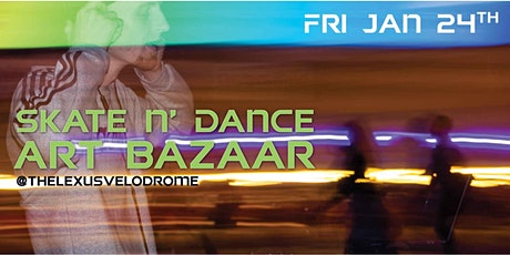 Skate N' Dance  Detroit Art Bazaar tickets