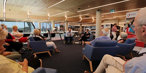 The Living Room @ Devonport Library
