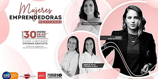 Mujeres Emprendedoras Mexicanas