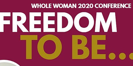 WHOLE WOMAN 2020 CONFERENCE - SPONSORS tickets
